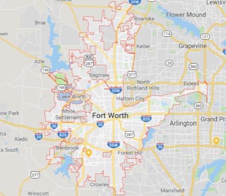 Fort Worth Pool Repair