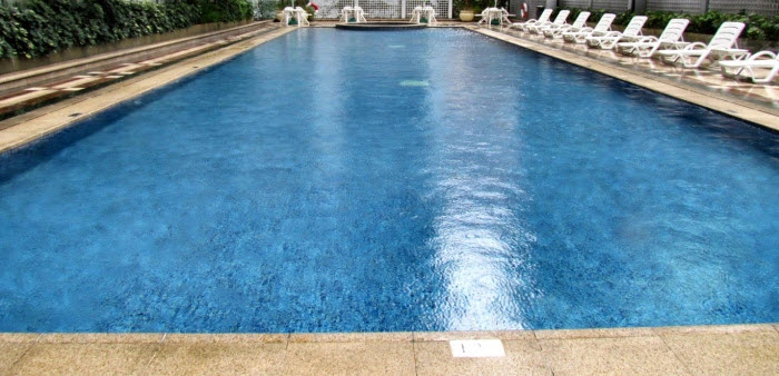 Pool Pressure Test