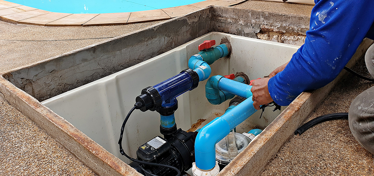 Pool Pump Working?