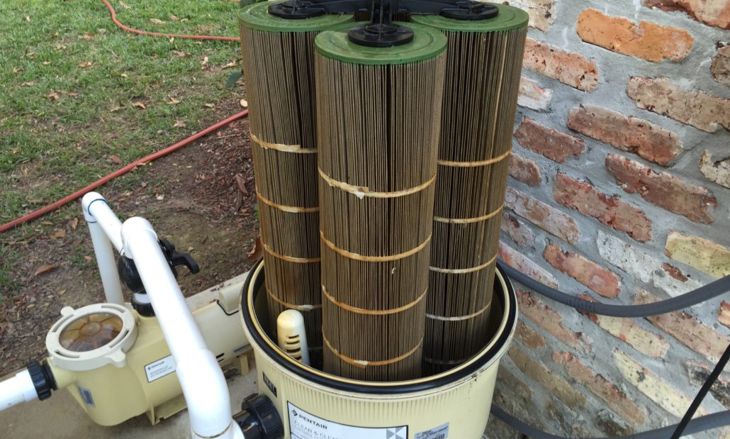 When to Clean Your Pool Filter